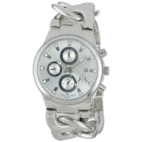 NEW Jivago Women's JV1220 Lev Swiss Chrono St.Steel Watch Toronto