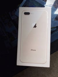Gold 64GB iPhone 8 Plus Raleigh, 27610