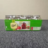 Pint Canning Jars Rochester Hills