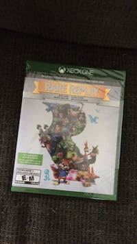 Rare Replay Xbox One game case