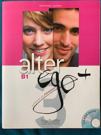 Alter Ego B1 (both book and activities' book + CDs) Vancouver, V6E 1W6