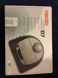 Neato D7 Robot Vacuum UNOPENED Sterling, 20166