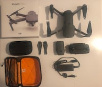 Mavic Pro Drone with Extra Battery and Carrying Cases Toronto, M8Y 0B3