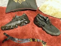 pair of black leather shoes Baton Rouge, 70810