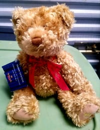 HALMARK100thANNIVERSARY.  GOLD CROWN TEDDY-TENNIAL San Diego, 92110