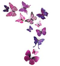 Purple 3D Butterfly Wall Decorations/Decals Ontario, 91761