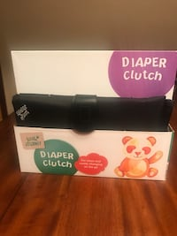 Diaper changing clutch Chattanooga, 37415