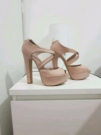 Zapatos charol color nude  Loeches, 28890