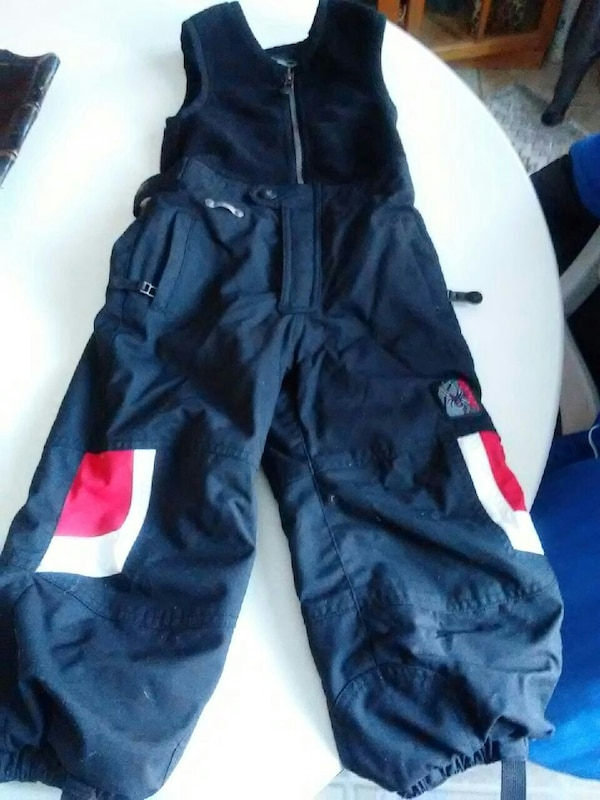 6211f3628 Used Kids Spyder Snow Suit Sz 3t 4t like new for sale in East ...
