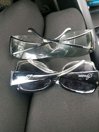 Guess and versace sunglasses for sale (versace case included)