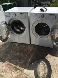 Set washer and electric dryer LG Oakland, 94621