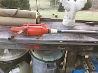 55 gallon hand pump, used for oil or fuel Haymarket, 20169