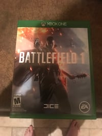 Battlefield 1 (XBOX ONE)  null