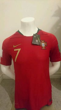 2018 Portugal World Cup Players Version Jersey  Mississauga, L5B 0G4