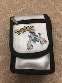 Pokemon gameboy color carrying case Santa Ana, 92701