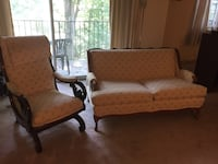 Rocking chair and loveseat Silver Spring, 20905