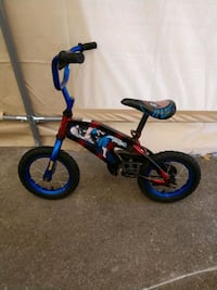 Kids bicycle comes with Training wheels 545 mi