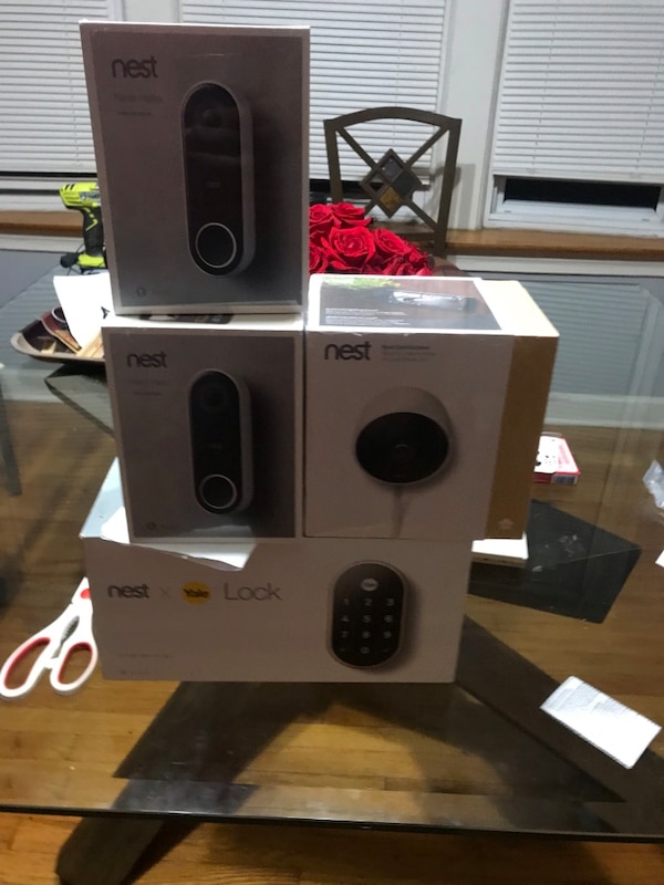 Brand new NEST products for sale EACH ITEM SOLD SEPARATELY