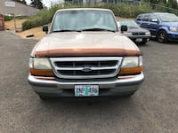 1998 Ford Ranger 5 Speed Manual Vancouver, 98663
