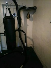 Punching bag and speed bag with stand Rochester, 14605