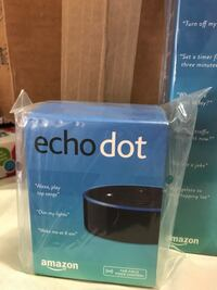 Amazon Echo Dot New In Box New York, 10010
