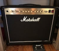 Black and gray marshall guitar amplifier Augusta, 30907