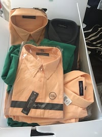 brown and green zip-up jacket Miami, 33142