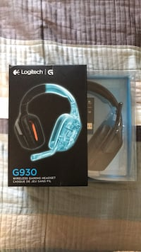 Logitech G930 Wireless Gaming Headset Oakdale, 11769