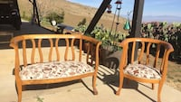 Antique  Loveset & Chair 1930's Palmdale, 93550