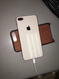 iPhone 8+ with apple case negotiable
