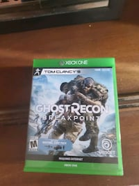 Ghost recon breakpoint xbox one Des Moines, 50320