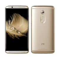 ZTE AXON 7 4G RAM 128GB ROM Mobile Phone Android 6.0 Factory unlock Falls Church