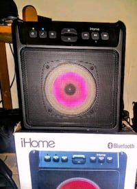 iHome COLOR CHANGING SPEAKER Calgary, T1Y 3P5