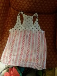 Arizona red white and blue tank Conway, 29526