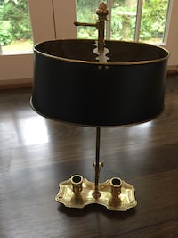 Brass Candle Stand Lancaster, 17601