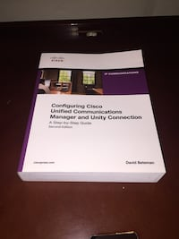 Cisco Unified Communications step by step guide Hampton, 23669