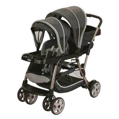 NEW Graco Ready2Grow LX Stroller dOUBLE | 12 Riding Options | DUAL