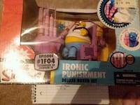 Simpsons Ironic Punishment Deluxe Boxed Set  Havelock, 28532