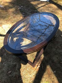 Round Glass Table Mississauga, L5G 3Z1