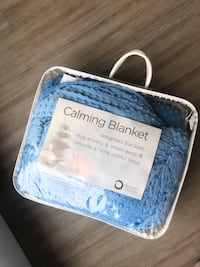 10 Lb Twin Weighted Calming Blanket  Calgary, T2R 0T3