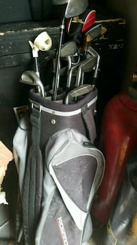 golf bag with clubs Vancouver, V7X