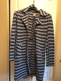 Blue and Brown Sweater/Jacket Beaconsfield, H9W 1C2