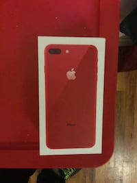 Product Red iPhone 7 box Union, 07083