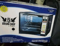 toaster oven/broiler with rotisserie  North Las Vegas, 89081