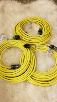 yellow and black coated wires Riverside, 92505