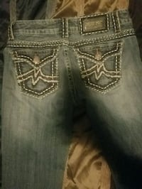 blue Miss Me denim bottoms South Bend, 46614
