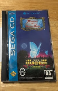 Mansion of Hidden Souls - Sega CD Anderson, 29621