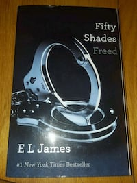 Fifty Shades Freed Frederick, 21703