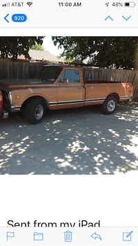 Chevrolet - c-20 - 1970 Pleasant Hill