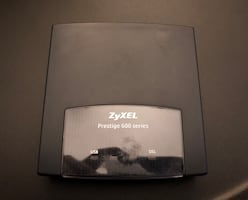 ZyXEL 660 Series 1 Port ADSL Modem